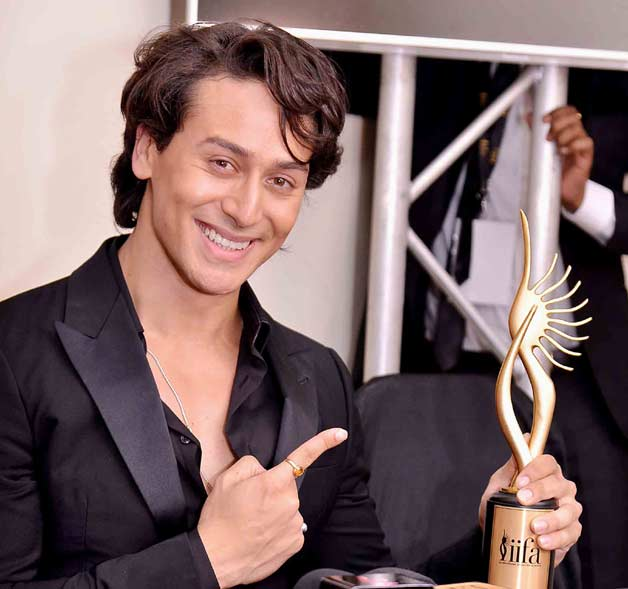 tiger Shroff biography and Award list